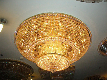 Hotel Banquet Hall Lighting 1022