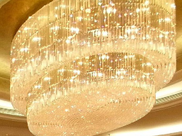 Hotel Banquet Hall Lighting 1023
