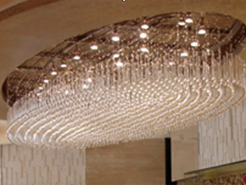 Hotel Banquet Hall Lighting 1024