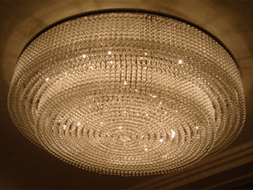 Hotel Banquet Hall Lighting 1025