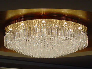 Hotel Banquet Hall Lighting 1027