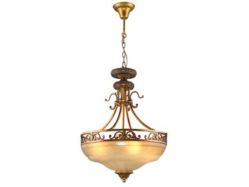 Wrought Iron Lighting 4057