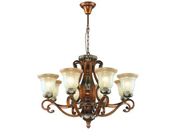 Wrought Iron Lighting 4060