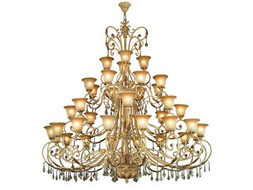 Wrought Iron Lighting 4063