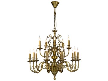 Brass Lighting 6033